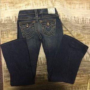 NEVER WORN- True Religion Jeans